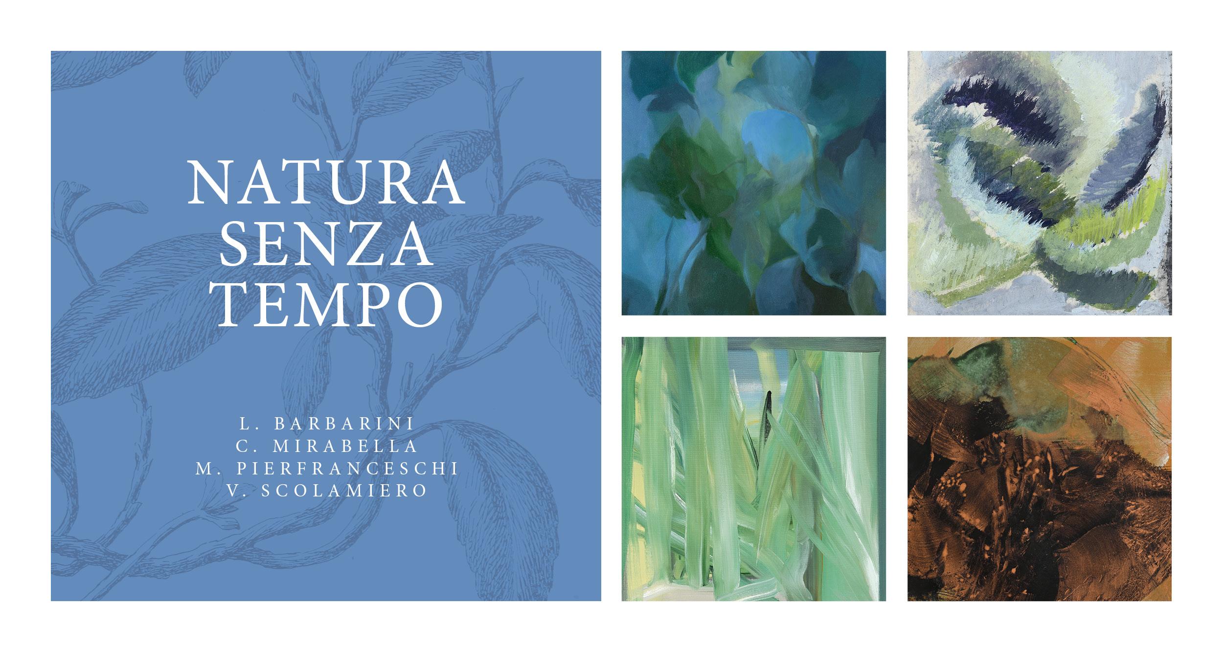 Natura Senza Tempo - Mostra - Spazio Arti Floreali
