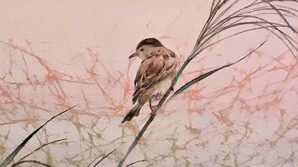 Pittura Giapponese - Studio Arti Floreali