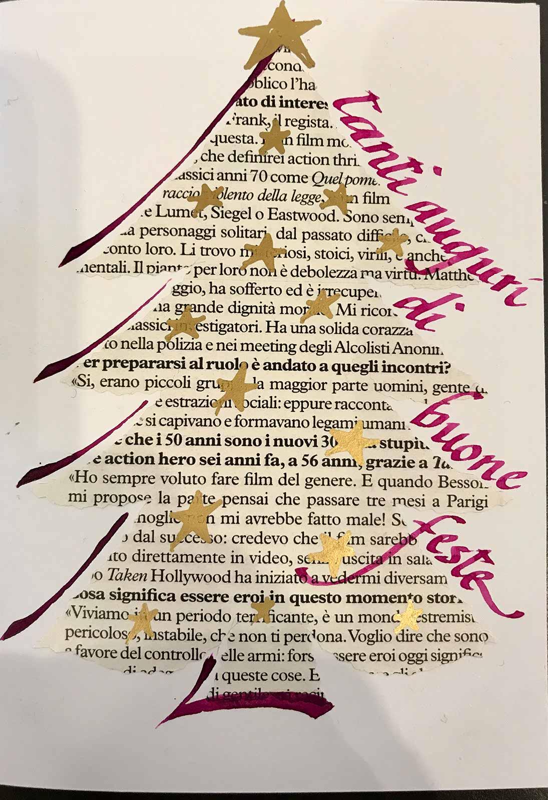 Calligrafia - A. O. Dell'Acqua