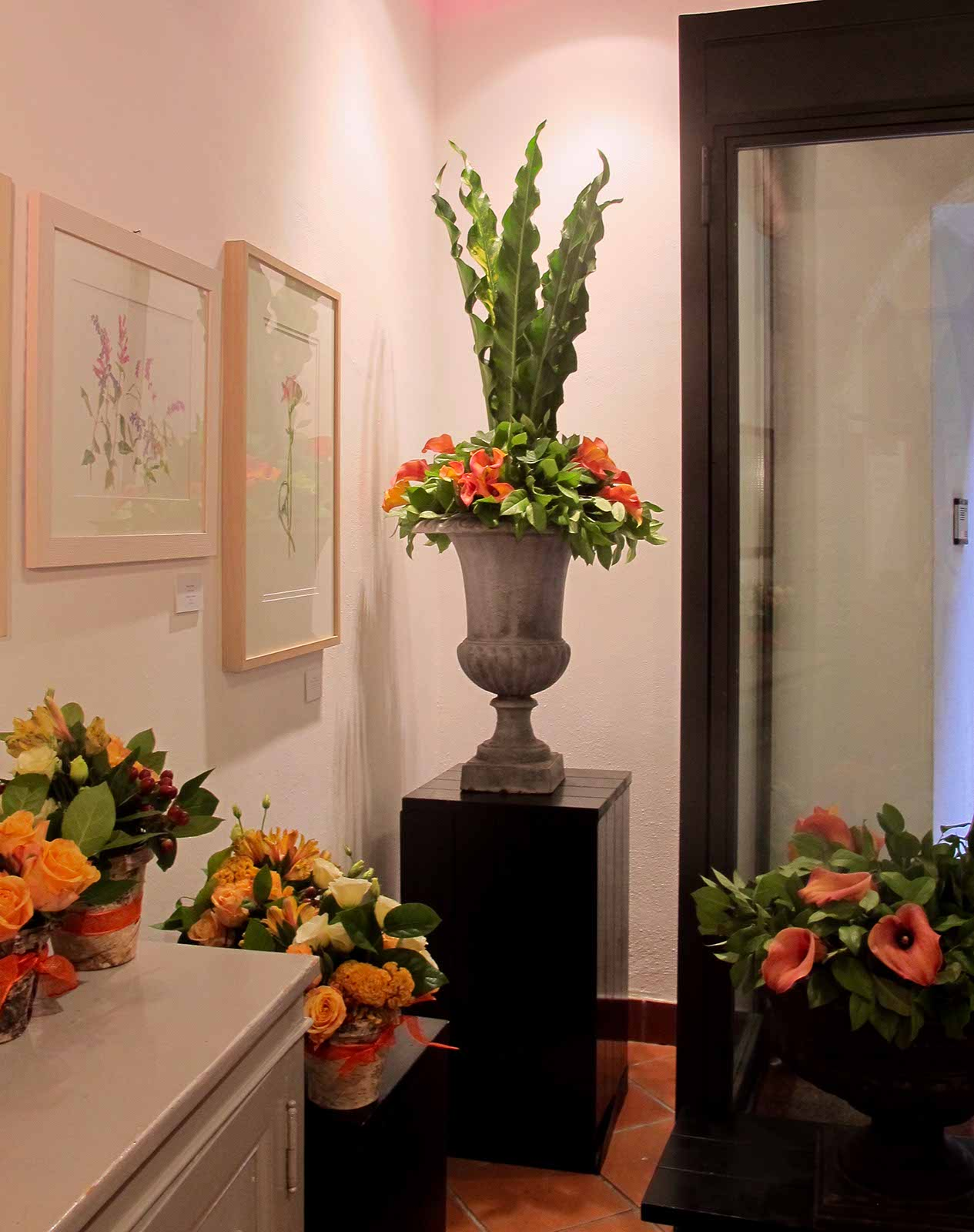 Decorazione Floreale - Studio Arti Floreali