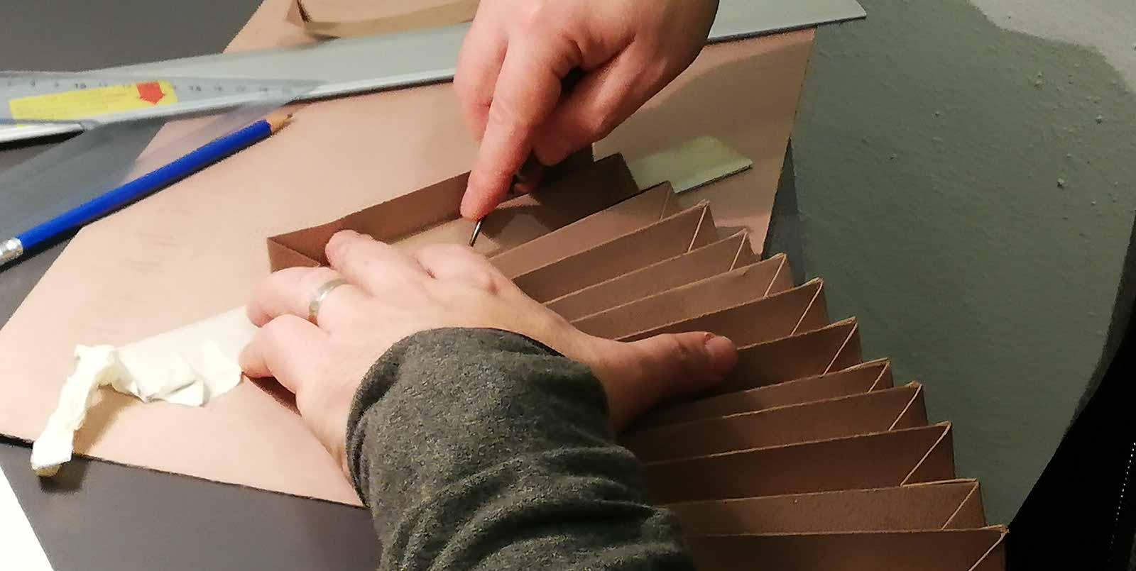 Laboratorio Creativo - Metodi di confezionamento delle opere cartacee - G.Terzi C.Gottscher