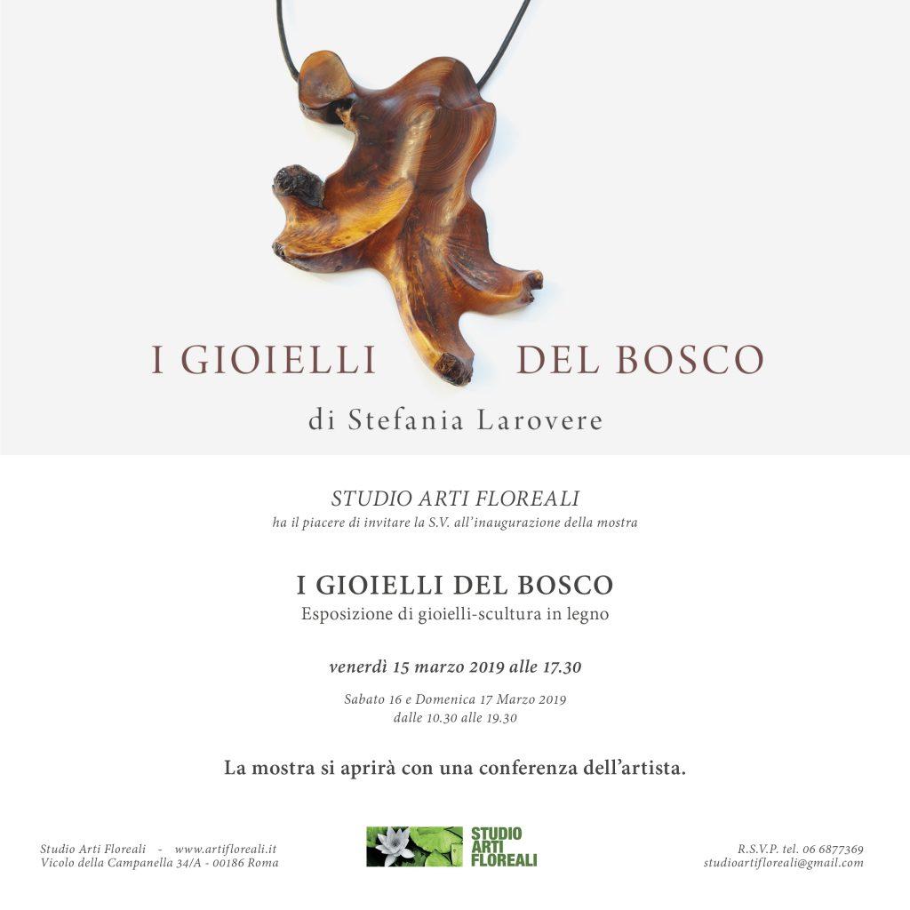 Conferenza - I Gioielli del Bosco - 2019