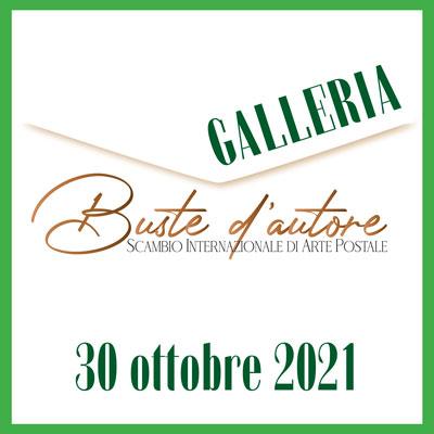 Galleria - 30 Ottobre 2021