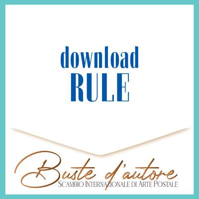 Buste d'Autore - Scarica il Regolamento - Inglese