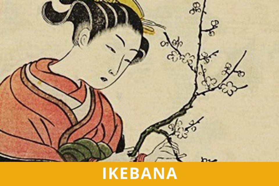 Ikebana - Incontri di Ikebana - Settembre 2021