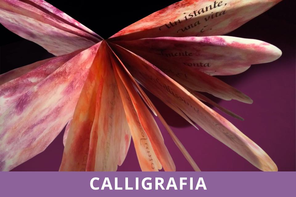 Calligrafia - Laboratori - Taccuino Calligrafico - Ottobre 2021