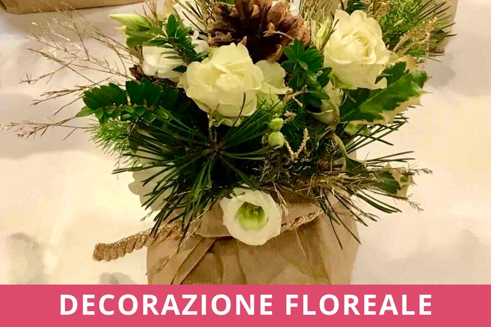 Decorazione Floreale - Corsi - Introduzione - Ottobre 2021