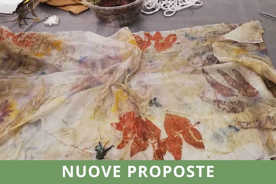 Nuove Proposte - Impronte Naturali - Luana Firmani - Novembre 2021