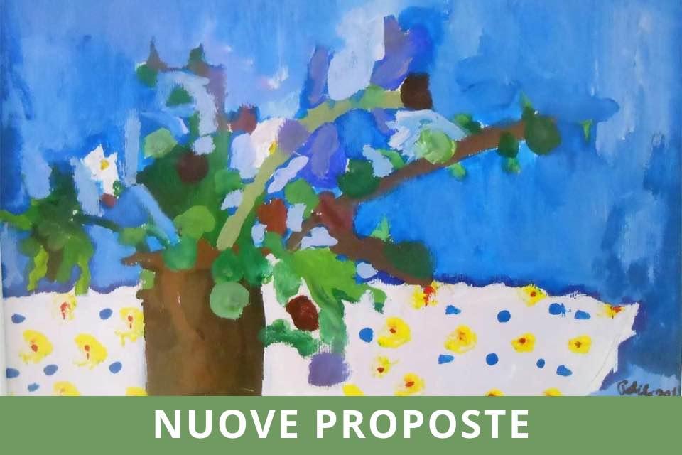 Nuove Proposte - La Natura Viva - Paola Brancati - Ottobre 2021